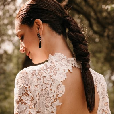 Lara onac photography silvia fernandez atelier rodolfo mcartney vestidos de novia coleccion rainbow